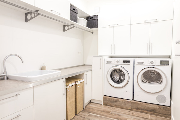 Upgrade your laundry | Harnett Renovations | Auckland | NZCB