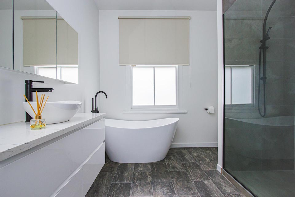 Auckland Builder Harnett Renovation Mt Albert Family Bathroom