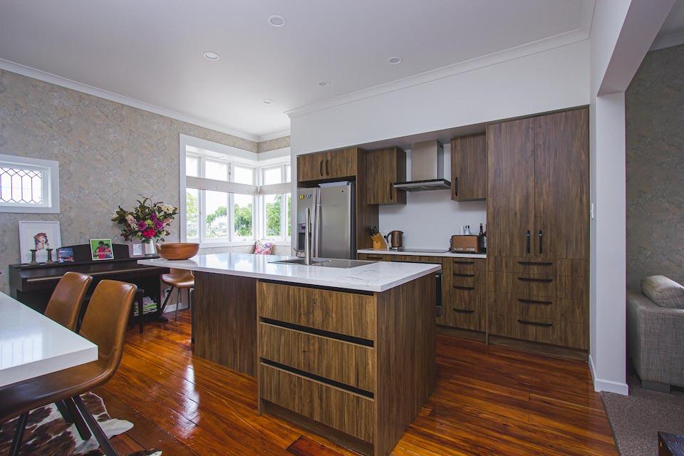 Kitchen renovation - Auckland builder - Harnett Renovations