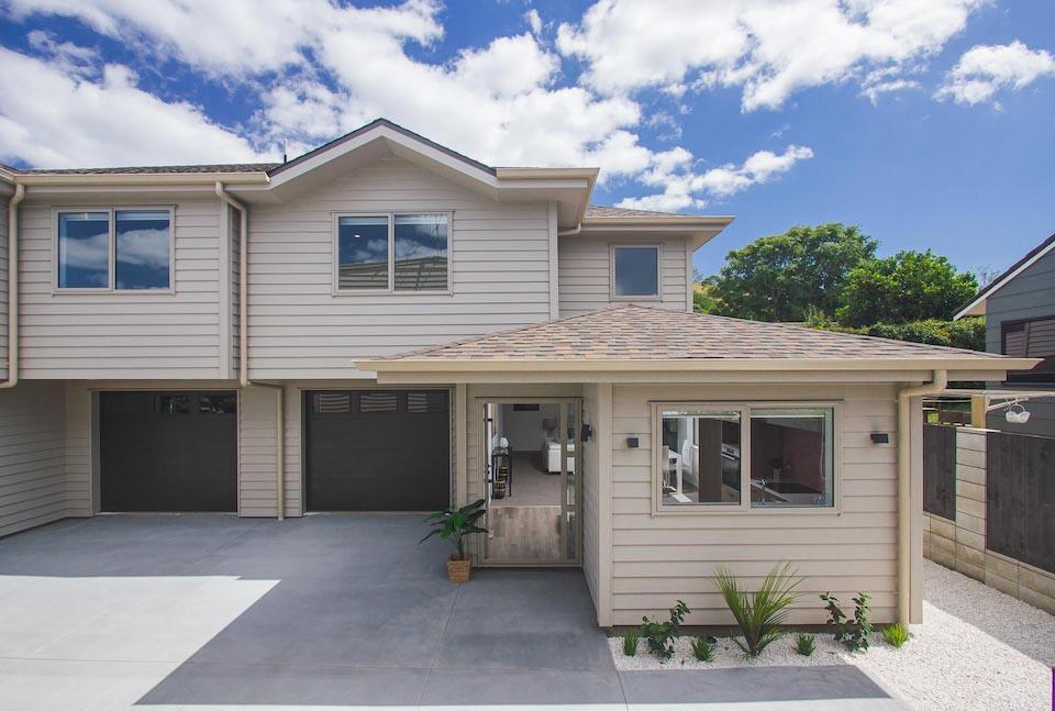 3 Bedroom | Subdivide in Auckland New Build Harnett