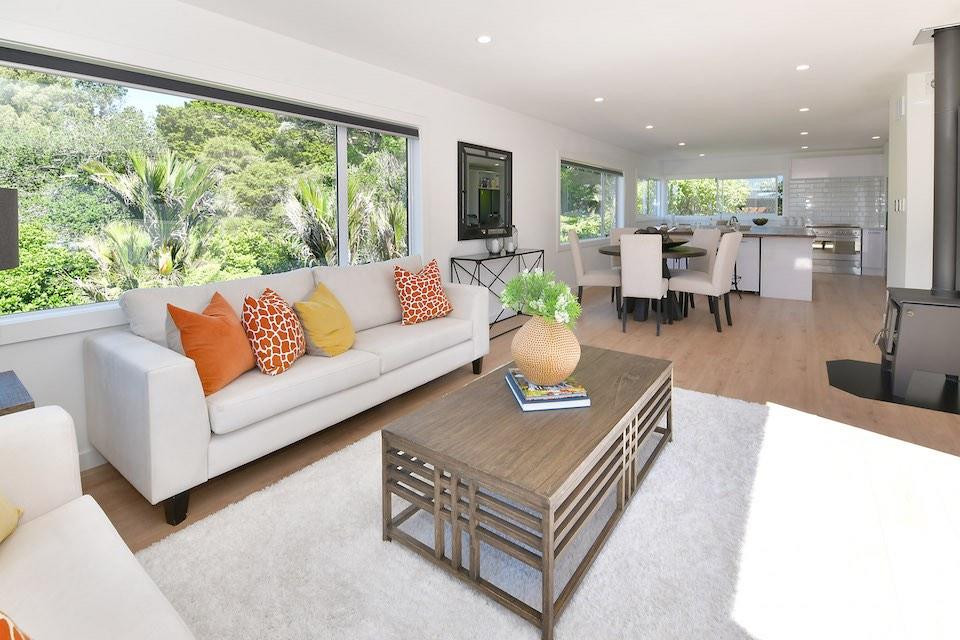 Home renovation - basement conversion - Auckland builder - Harnett Renovations