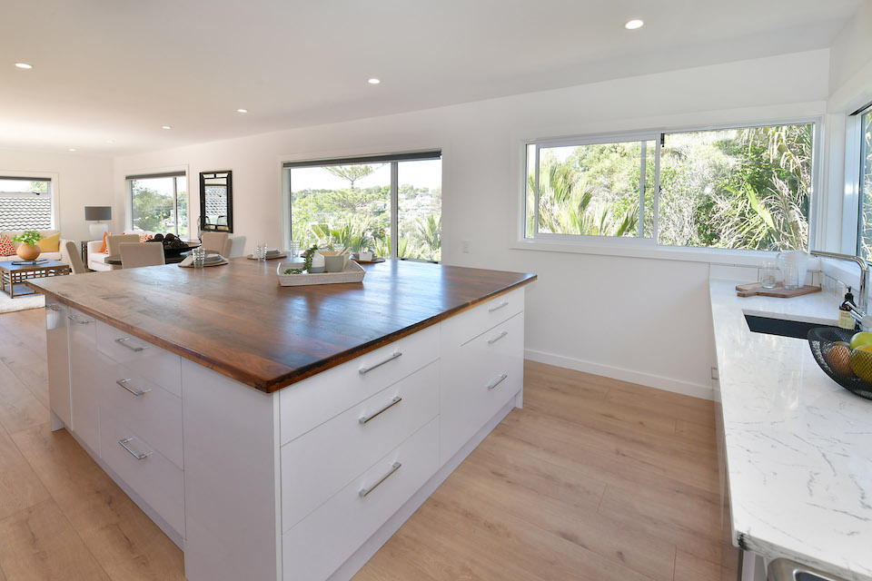Home renovation - Glenfield builder - Harnett Renovations