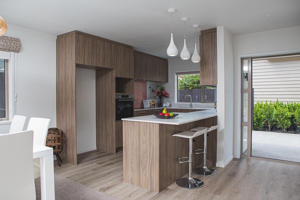 Kitchen | Subdivide Auckland New Build Harnett