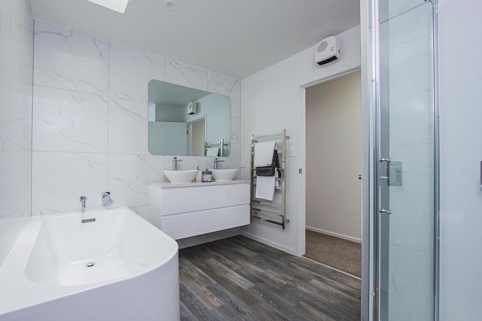 Master bathroom | Mt Albert, Auckland New Build Harnett
