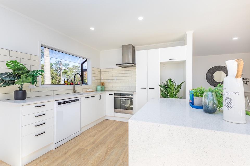 Kitchen renovation - Harnett Renovations - Auckland builder